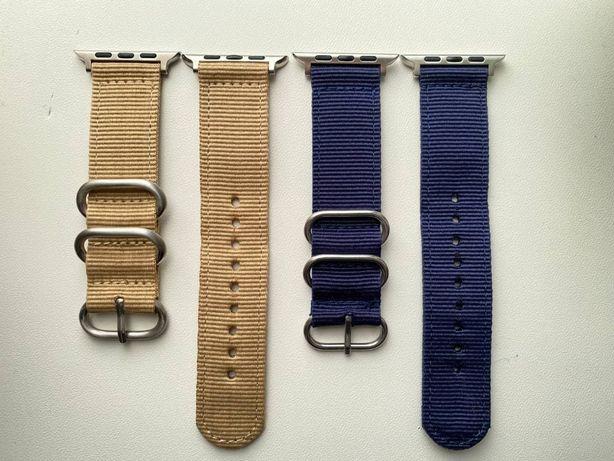 Ремешок нейлоновый для Apple Watch 42/44мм