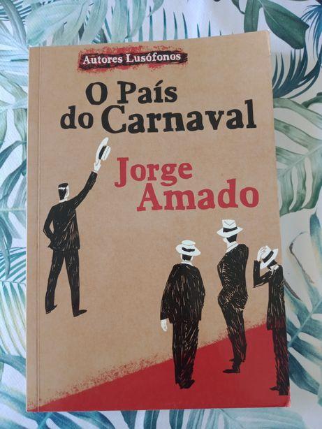 """""""O País do Carnaval"""", Jorge Amado"""