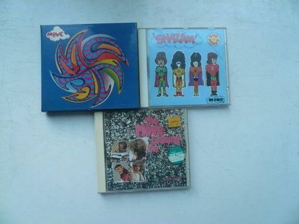 wyprzedaż płyt CD muzyczne grupa The Move