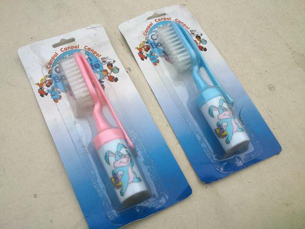 Щетка - погремушка детская для волос , гребешок ( Canpol Babies )