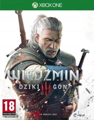 Wiedźmin 3 Xbox one polska wersja Wrocław Sklep tomland.eu