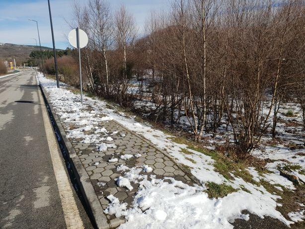 Terreno para Challet na neve