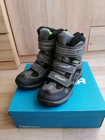 Buty zimowe Cortina r. 38, dł wkładki wew 25 cm