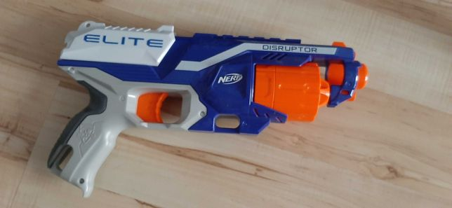 Nerf pistolet zabawka Elite disruptor
