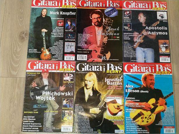 Magazyn Gitara i Bas - 6 numerów