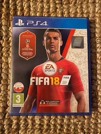 FIFA 18 play station 4 PS4