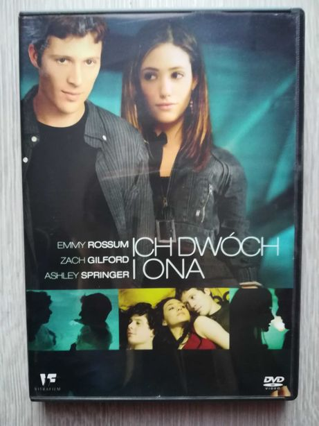 Ich dwóch i ona film na DVD