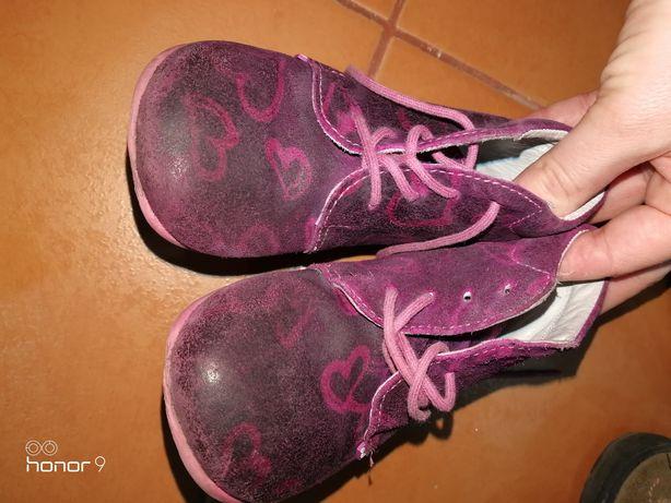Buty Emel 23 dla dziewczynki