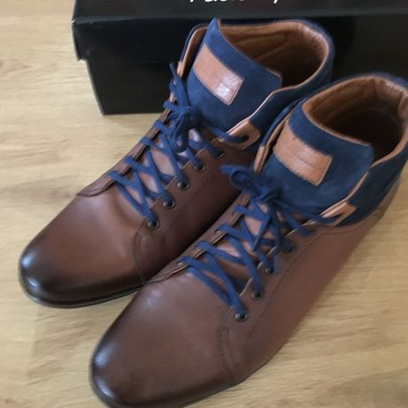 Мужские ботинки Paolo Gianni