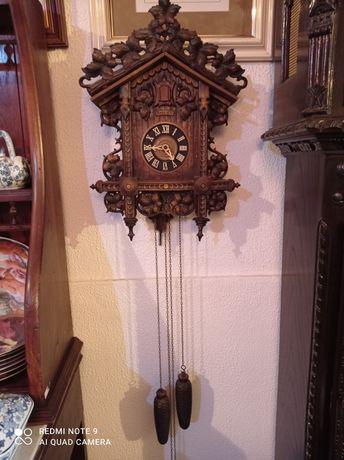 Relógio de cuco,antigo