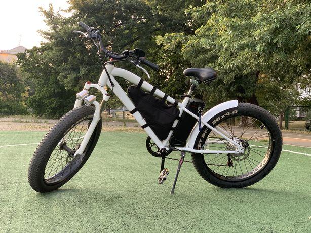 "Электровелосипед фетбайк Maxxter Allroad Max 26"" 36V 10Ah 250W"