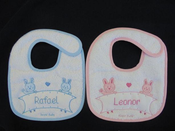 Babetes com nome à escolha