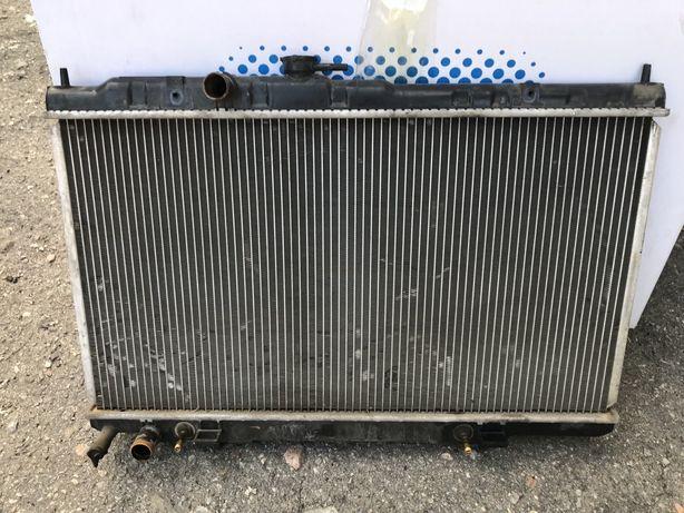 Радиатор охлаждения Nissan Almera Classic 1.6, автомат с кондиционером