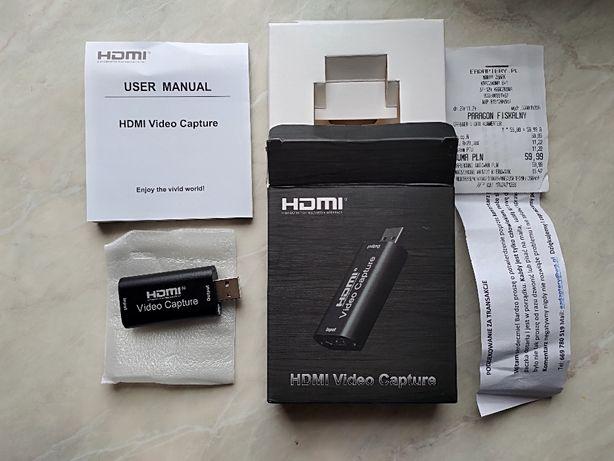 HDMI Video Capture (Grabber) przechwytywacz obrazu