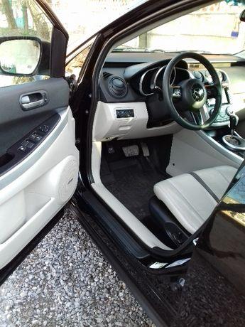 Mazda CX-7(с новым сердцем) обменяю на квартиру
