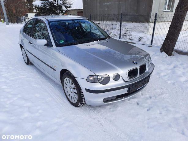 BMW Seria 3 1.8benz. 115KM 153tys. km. z Niemiec Zadbany Bezwypadkowy Opłacony