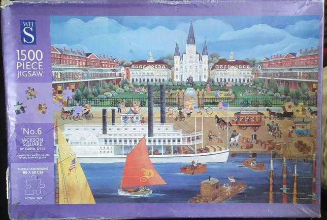 Sprzedam puzzle 1500 WHSmith