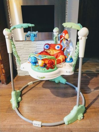 Skoczek Jumperoo Fisher Price