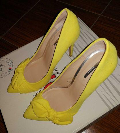 Sapatos Novos Berska