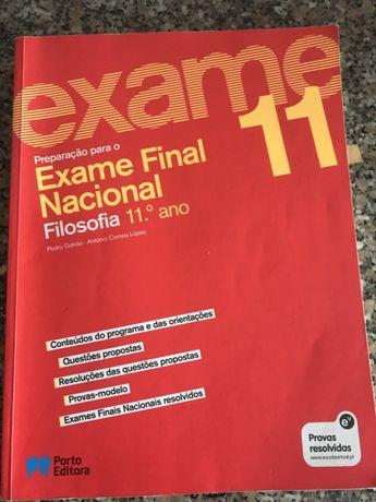 Livro preparação para exame filosofia