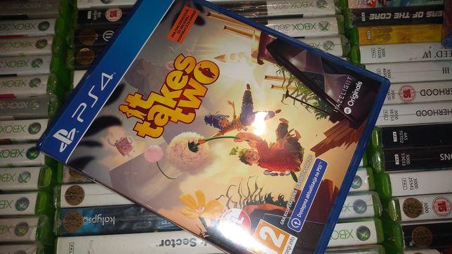 IT Takes Two pl PS4 ideal możliwość zamiany SKLEP Ursus