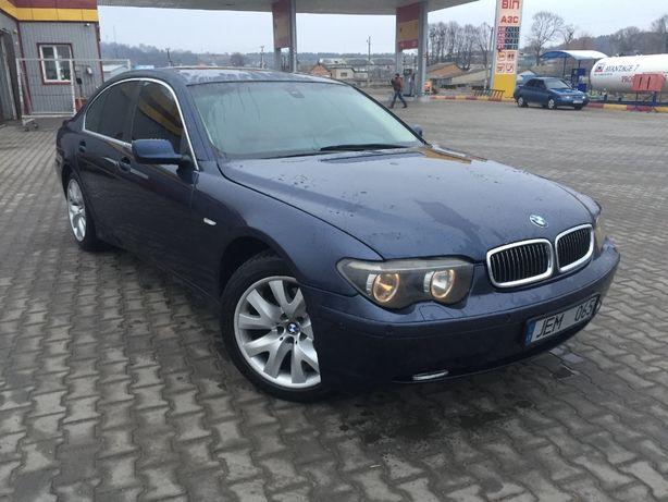 BMW Е65 730 М57 2004 року