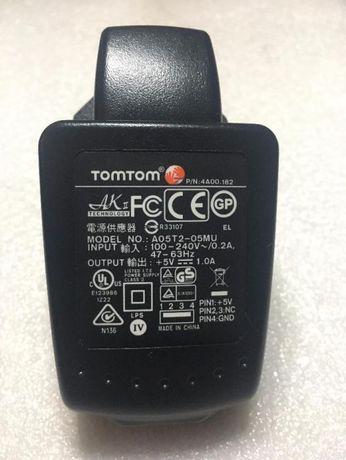 Oryginalna ładowarka sieciowa TomTom USB