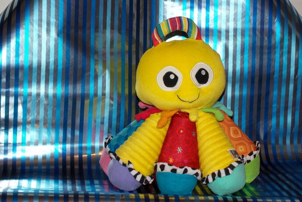 Zabawka Duża kolorowa ośmiorniczka Lamaze Tomy Zamość - image 1