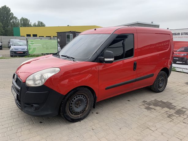 Продам Fiat Doblo 2.0D