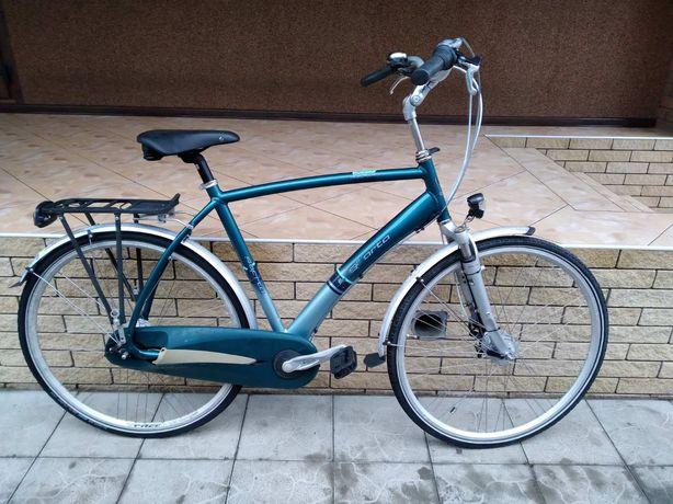 Велосипед дорожный Спарта 28 на 7 передач