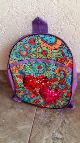 Plecak dla przedszkolaka stan idealny
