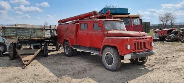 Продам ГАЗ 53а пожежна