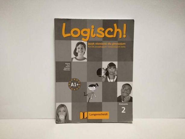 LOGISCH Język niemiecki ćwiczenia 2 A1+