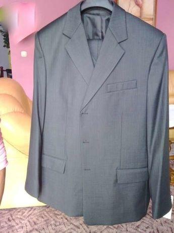 Nowy garnitur męski Aljeka XL