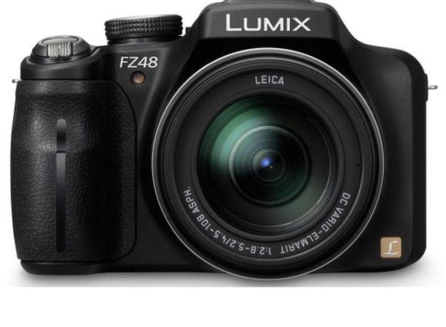 Lumix fz48, aparat fotograficzny
