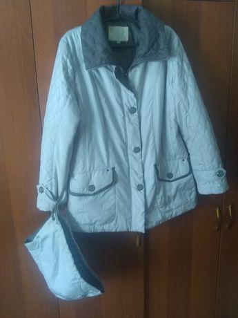 Куртка женская демисезонная большой размер