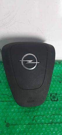 Poduszka powietrzna AIRBAG kierowcy Opel Insignia 132