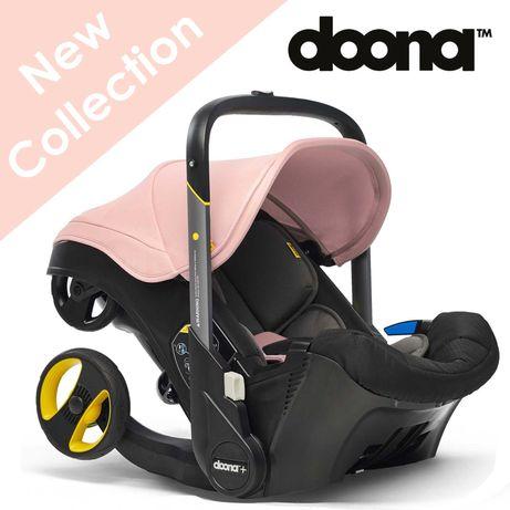 Автокресло-коляска Doona Plus + сумка для мами