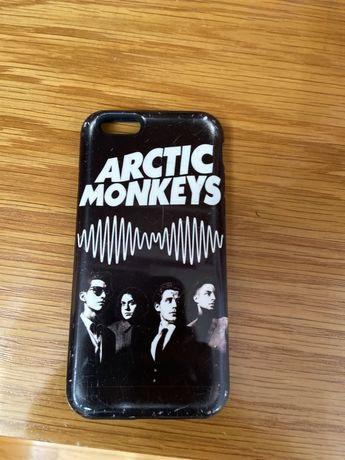 Capa Arctic Monkeys Iphone 6s
