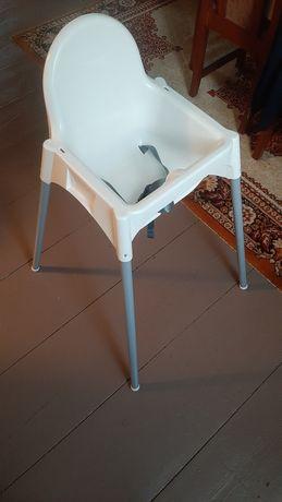 Krzesełko dziecięce IKEA