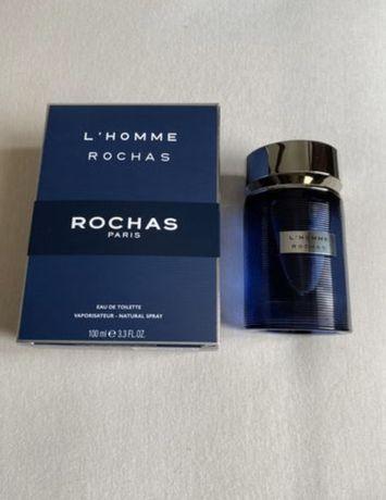Perfumy Rochas 100 ml oryginal męskie nowość
