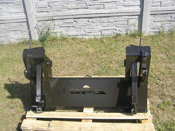 Szybkozłacze przednie mechaniczne do koparko ładowarki New Holland