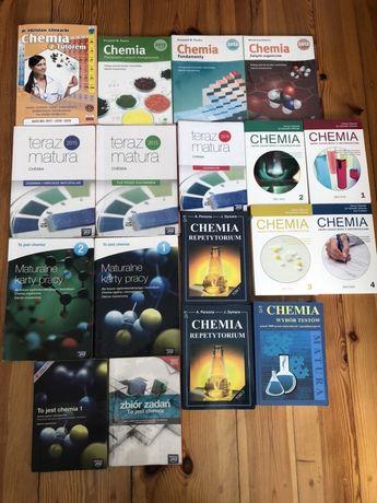 Książki Chemia teraz matura, Tutor, Pazdro, Witowski, To jest chemia