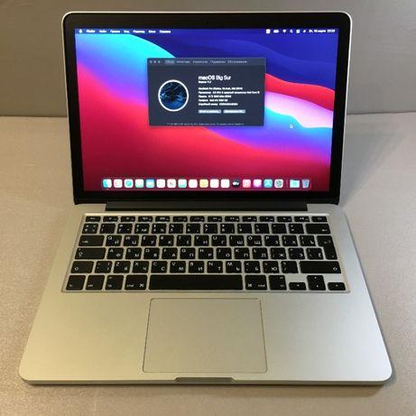 """Apple MacBook Pro 13"""" Retina i5/8/128/387 Mid-2014 A1502 EMC2875 RU Ид"""