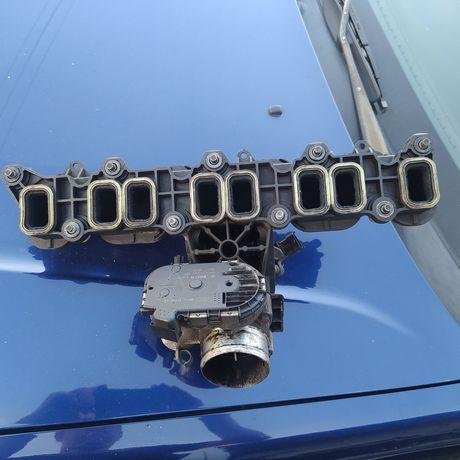 Kolektor ssący z przepustnicą Ford Transit 2,2 tdci 2012
