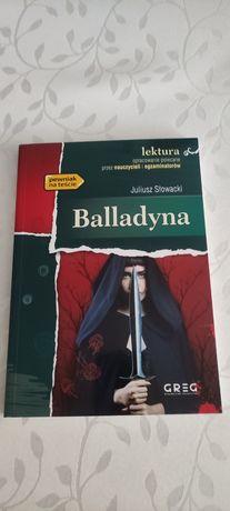 Lektura. Balladyna - Juliusz Słowacki