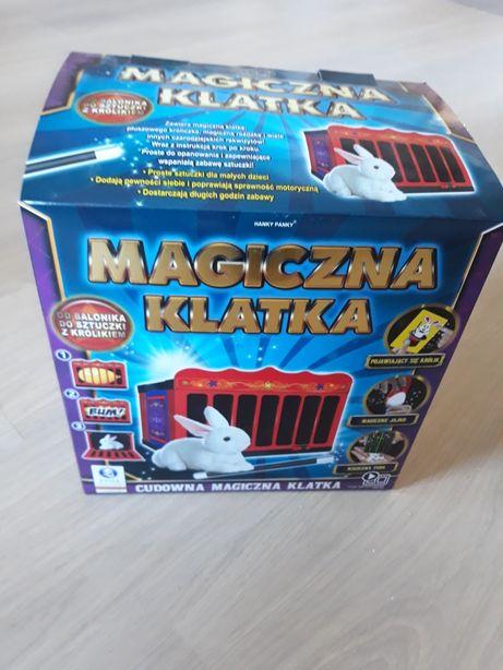 Magiczna klatka gra
