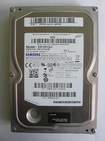 Жесткий диск 160Gb Samsung HD161GJ SATA-2