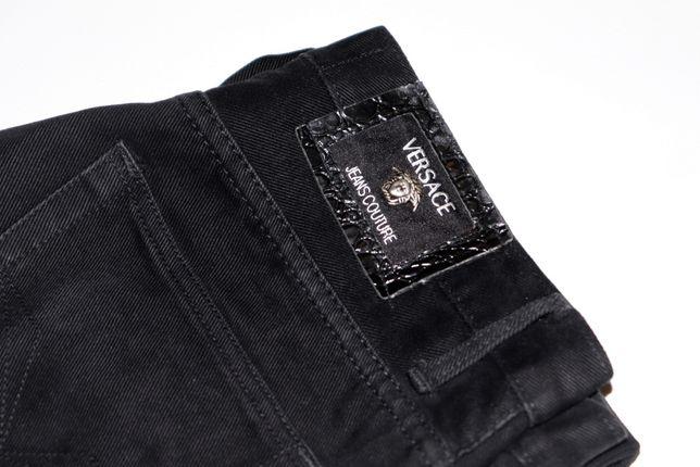Spodnie męskie jeansy Versace UE 33 US 44