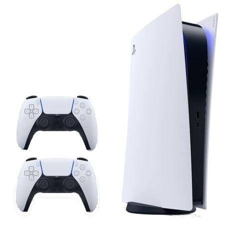 PS5 PlayStation 5 ps5 + 2 Comandos